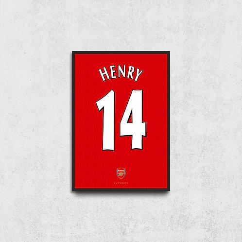 Henry Jersey
