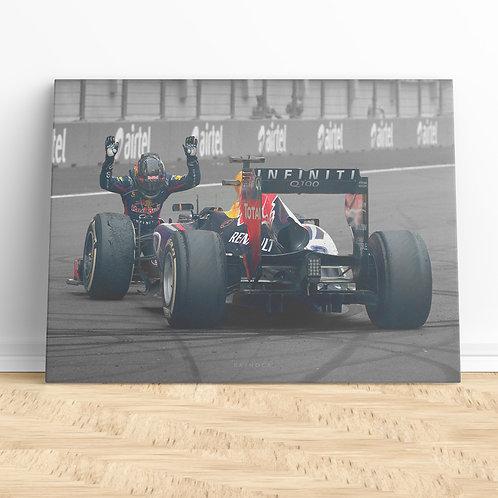 Sebastian Vettel RB9