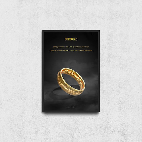 One Ring - LOTR