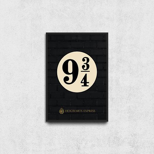 Harry Potter - 9 3/4