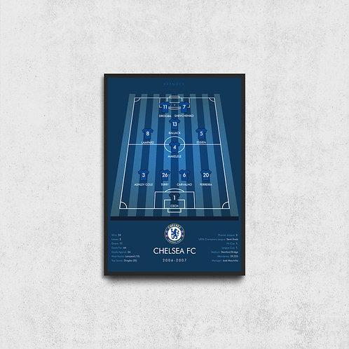 Chelsea 06/07