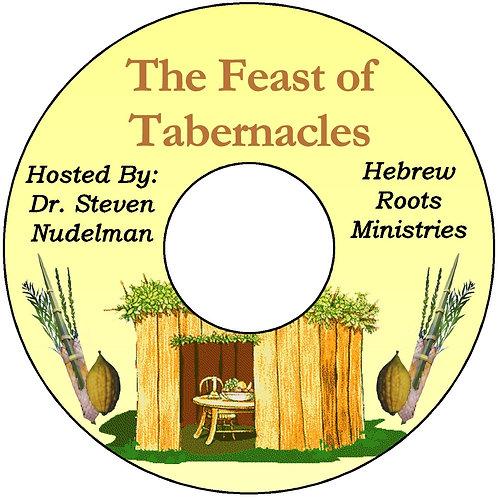 The Feast of Sukkot DVD '09
