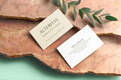 Business card Alteritas