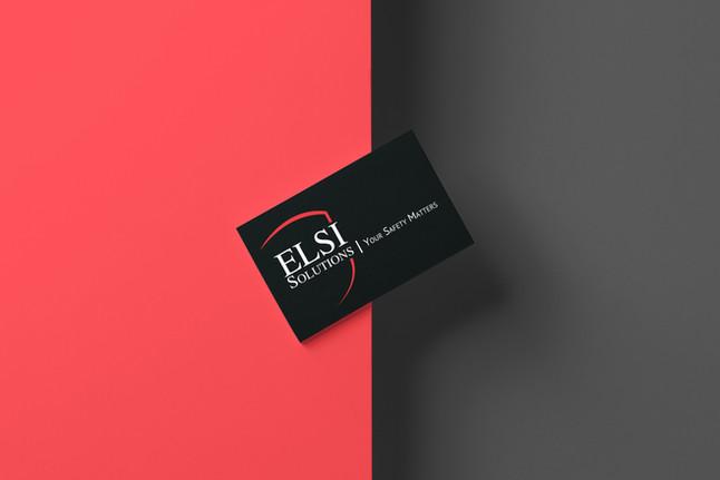 "Brand Identity ""ELSI Solutions"""