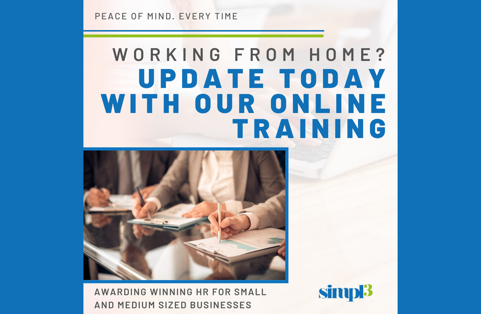 Simpl3 HR - Working From Home?
