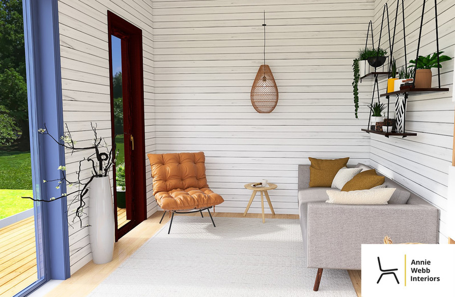 Garden Office - Internal