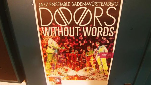 Poster of Doors without Words Concert