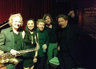 March 25, 2018 Peter Lehel Quartet at Ho