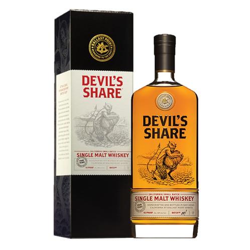 Image result for devil's share whiskey