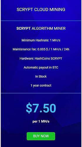 HashCoin  description
