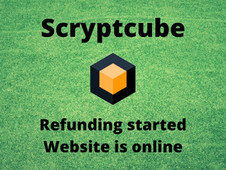 ScryptCube: Outage Chronology & Refunding Program