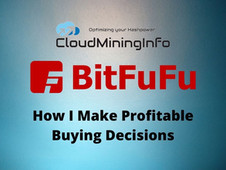 BitFuFu: My Profitability Calculator and how did I buy 30 TH/s more
