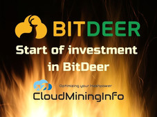 I start investing in BitDeer. 150 day contracts are profitable.