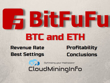 16 October, 2021 BitFuFu Revenue. Sales are suspended
