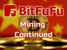Very fast mining recovery on BitFuFu