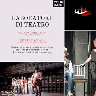 Teatro Primi Passi e Avanzato
