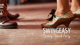 SWINGEASY - opening season party - Sabato 12 novembre