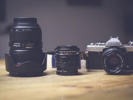 Tipos de objetivos y todo lo que debes saber sobre ellos【Curso Fotografía Básica】