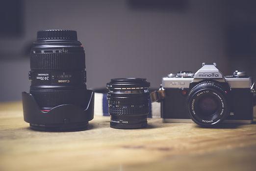 erweiterte Kameratechnik