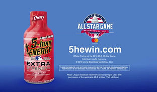 5 Hour Energy 2018 MLB Allstar