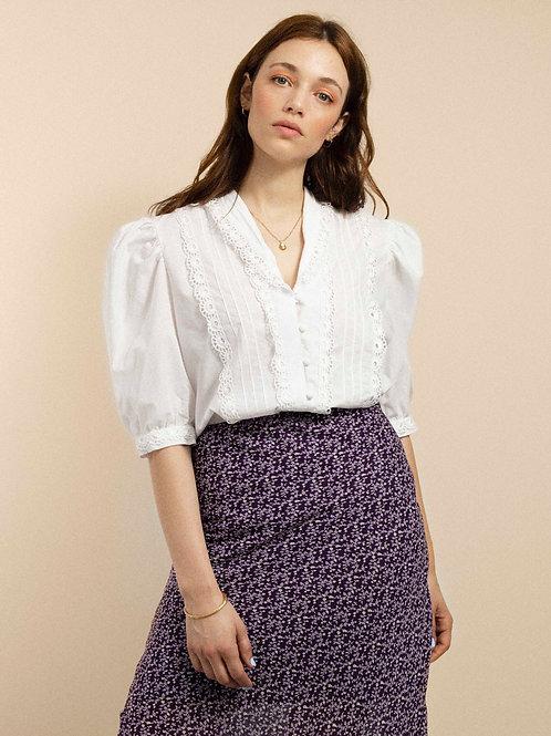 Vintage austrian blouse