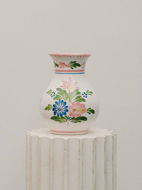 Quimper vase