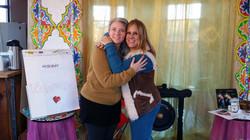 Lindsay and Rosane