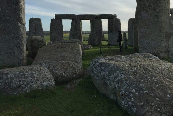 Summer solstice tour:  out with the old, in with the new