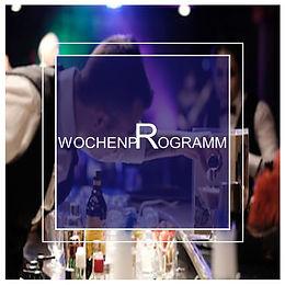 WOCHENPROGRAMM TENNE