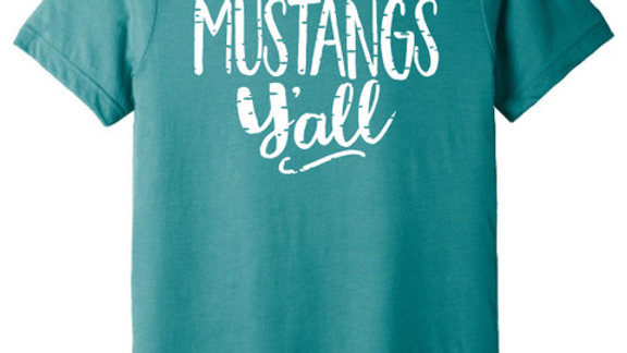 Women's Teal T-Shirt