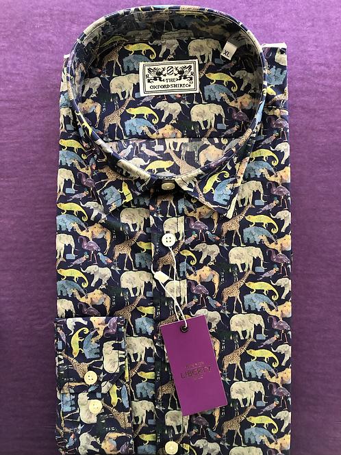 Liberty Shirt Queue For Zoo