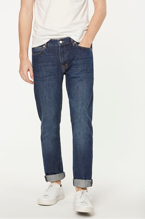 ARMEDANGELS Dylan Straight Fit Denim - heavy stoned washed