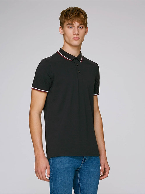 Meck&Sons Competes Poloshirt aus Bio-Baumwolle