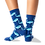 Thumbnail: Hot Sox Men's Wal Crew Socks