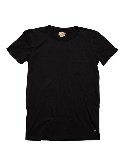 BLUE DE GÊNES Sagi Shortsleeve T-Shirt Black