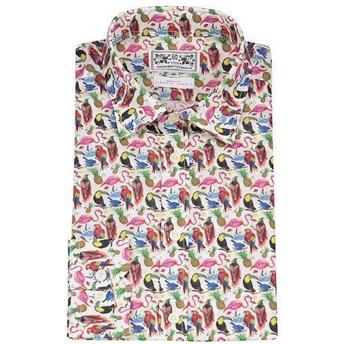 Liberty Shirt Birds of Paradise