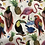 Thumbnail: Liberty Shirt Birds of Paradise