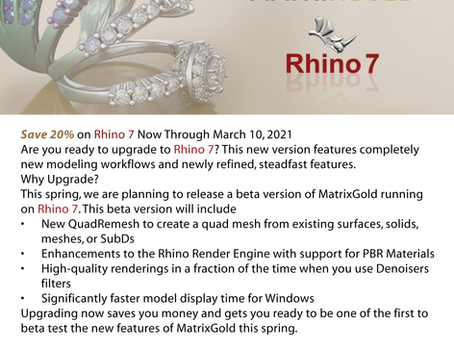 Save 20% on Rhino 7