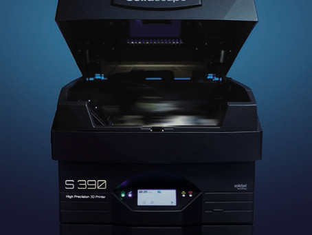 The New Solidscape S390