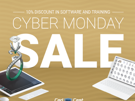 CYBER Monday - 10% Discount