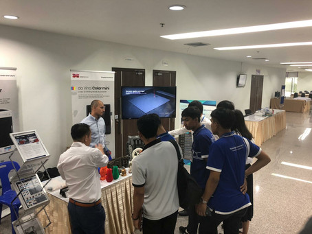 Cad Cast joined the MTEC Additive Manufacturing Workshop 2019