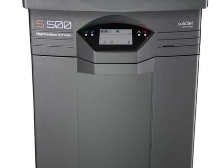 New Solidscape S500 Industrial Printer