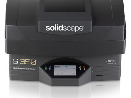 New Solidscape S300 Series 3D Printers