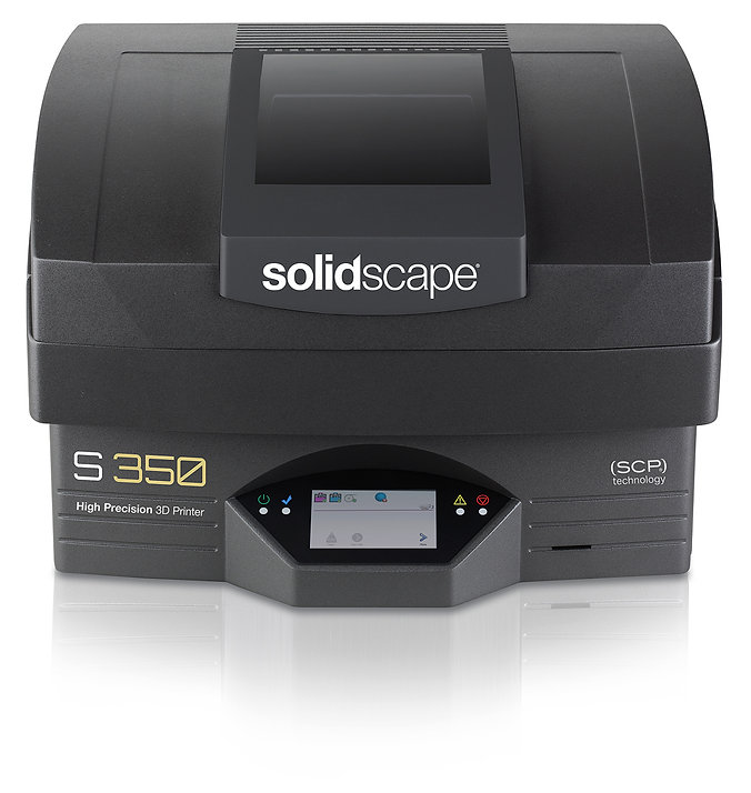Solidscape S350 high precision 3D printe