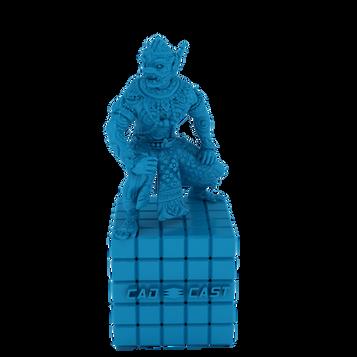 Hanuman on cubic-WAX.png