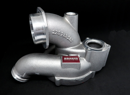 voxeljet WITH THE TURBO FROM THE 3D PRINTER TO 900 HP