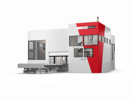 VOXELJET ADVANCES ITS EXPANSION IN INDIA : : THE VX4000.