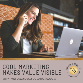 Making Value Visible