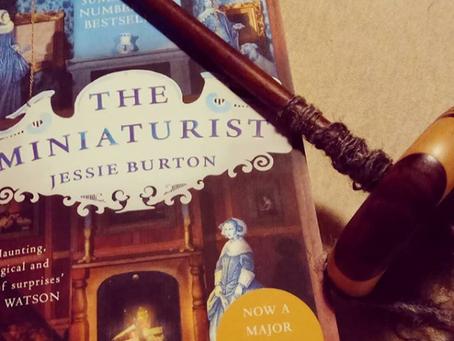 "Review: Jessie Burton - ""The Miniaturist"""