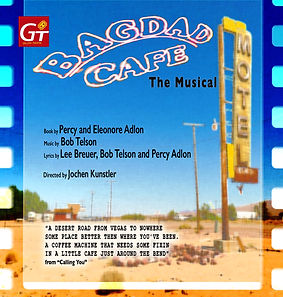 The Bagdad Cafe at the Gallery Theatre i